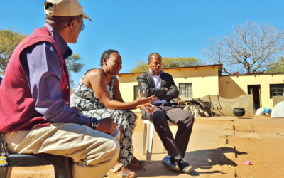 Communities Acting Together to Control HIV