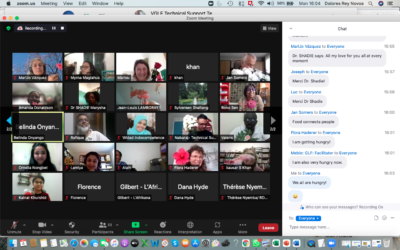Virtual Global Learning Festival – Feedback from participants