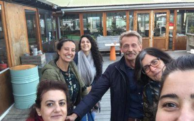 Amsterdam SALT trainees gather inspiration during lockdown
