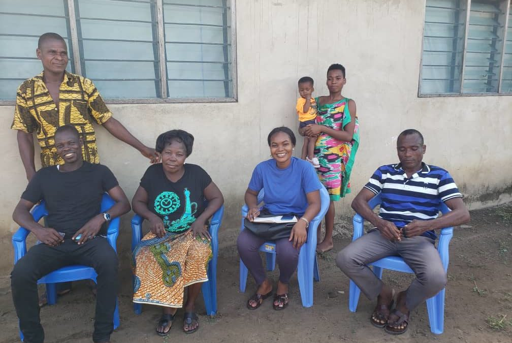 Virtual SALT visit: Go Girl Ghana